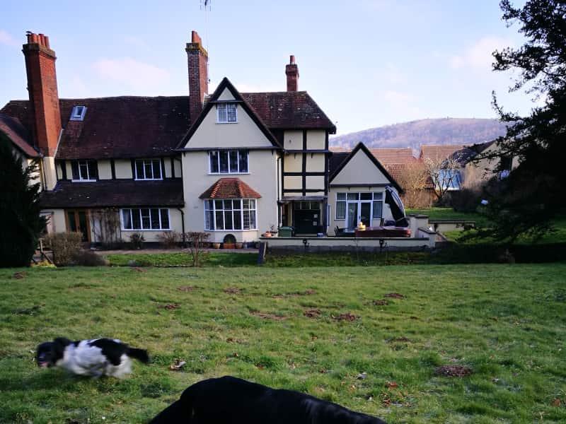 Housesitting assignment in Great Malvern, United Kingdom