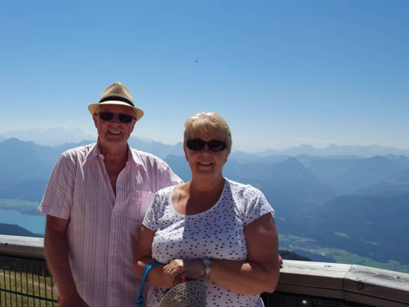 Stephen & Barbara from Llanbradach, United Kingdom