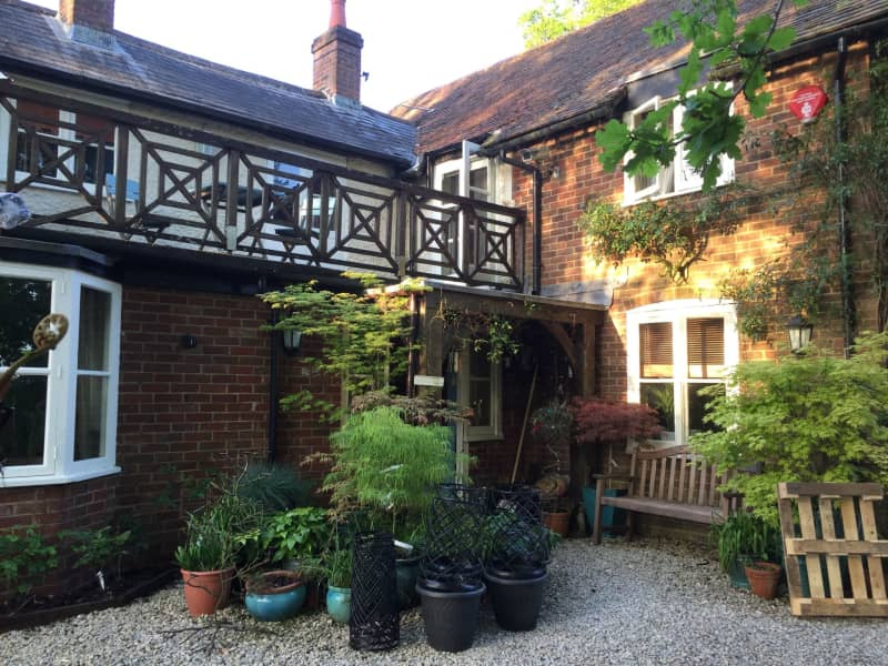 Housesitting assignment in Godshill, United Kingdom