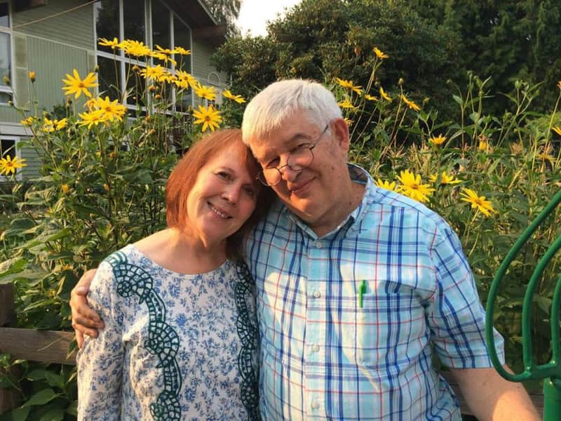 Linda & James from West Richland, Washington, United States