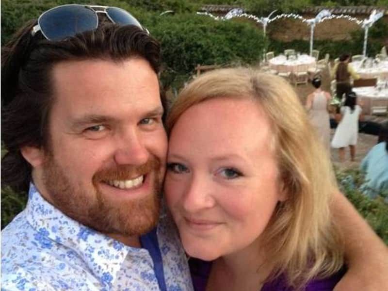 Jo & James from Berkhamsted, United Kingdom