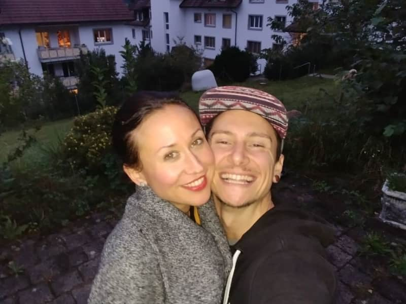 Robin & Nadia cristina from Faro, Portugal
