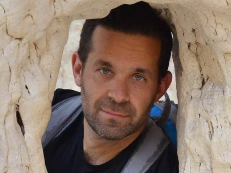 Aaron from Tel Aviv, Israel