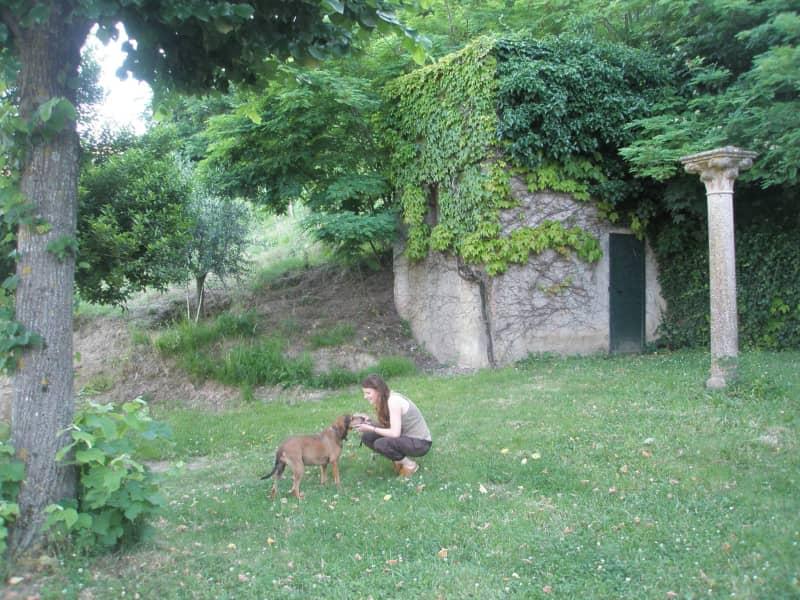 Camilla from Pesaro, Italy