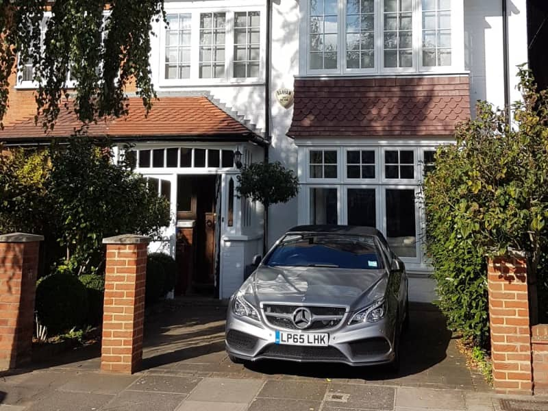 Housesitting assignment in Barnes, United Kingdom