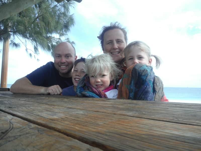 Gayle & Craig from Perth, Western Australia, Australia