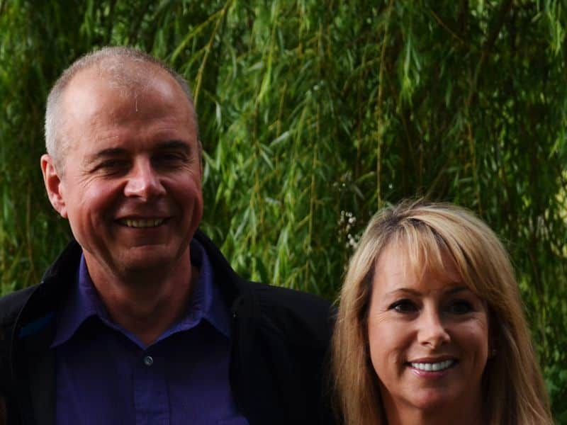 Cliff & Karen from Comox, British Columbia, Canada