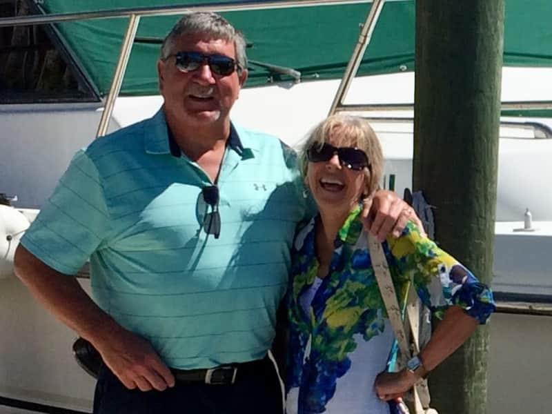 Leo & Jean from Bracebridge, Ontario, Canada