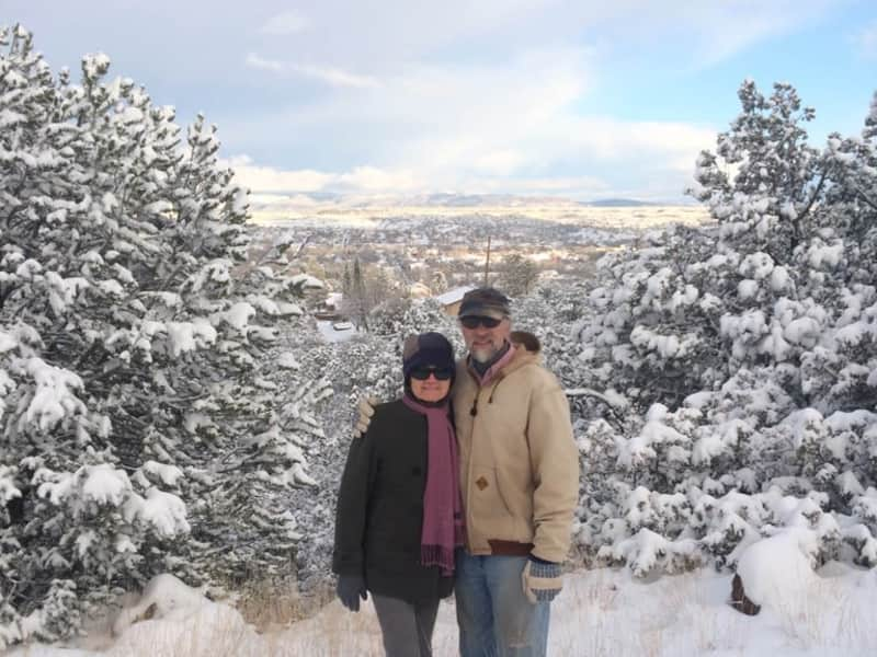 Dean & Sharon from Silver City, New Mexico, United States