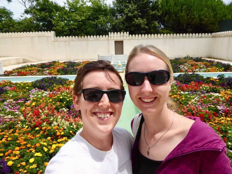 Becki & Leanne from Worcester, United Kingdom