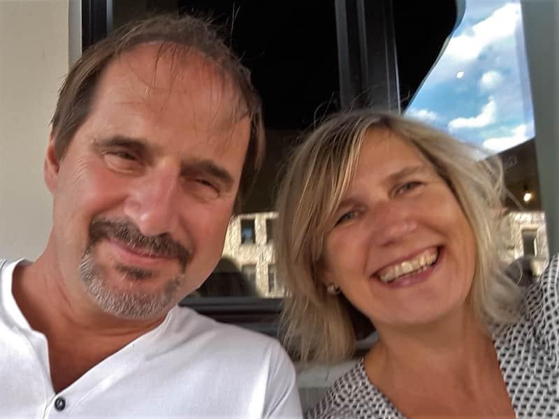 Josette & Ed from Goes, Netherlands