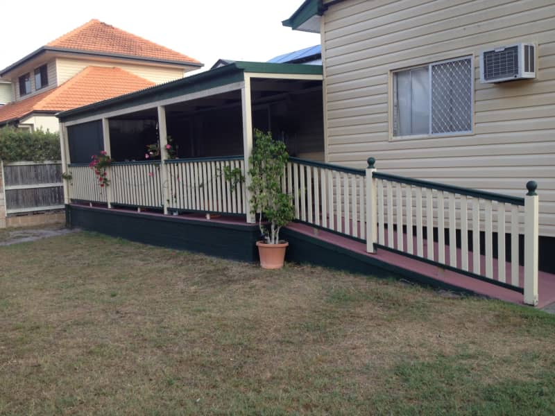 Housesitting assignment in Clontarf, Queensland, Australia