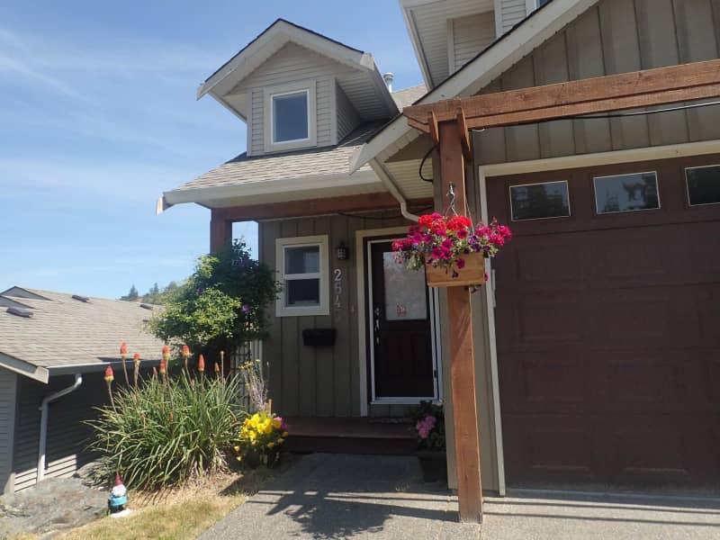 Housesitting assignment in Victoria, British Columbia, Canada