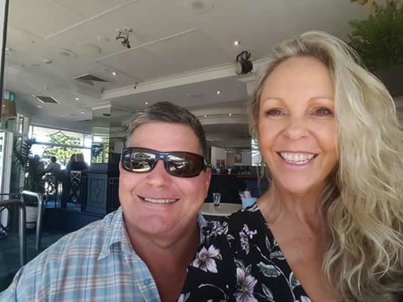 Janelle & Shaun from Nelson Bay, New South Wales, Australia