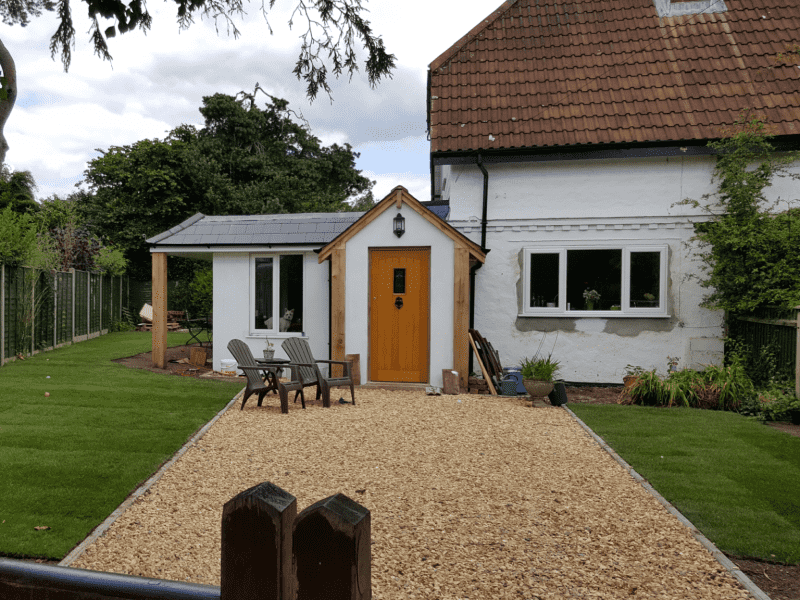Housesitting assignment in Burley, United Kingdom