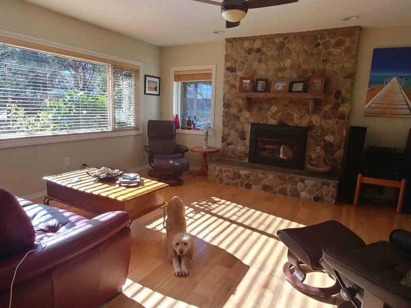 Housesitting assignment in Mill Bay, British Columbia, Canada