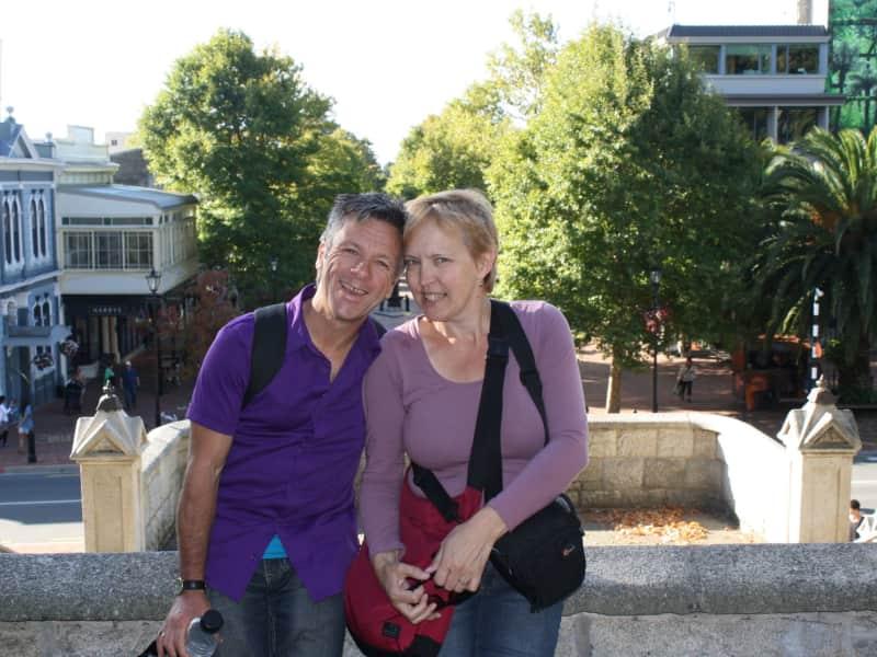 Patricia & Mark from McCrae, Victoria, Australia