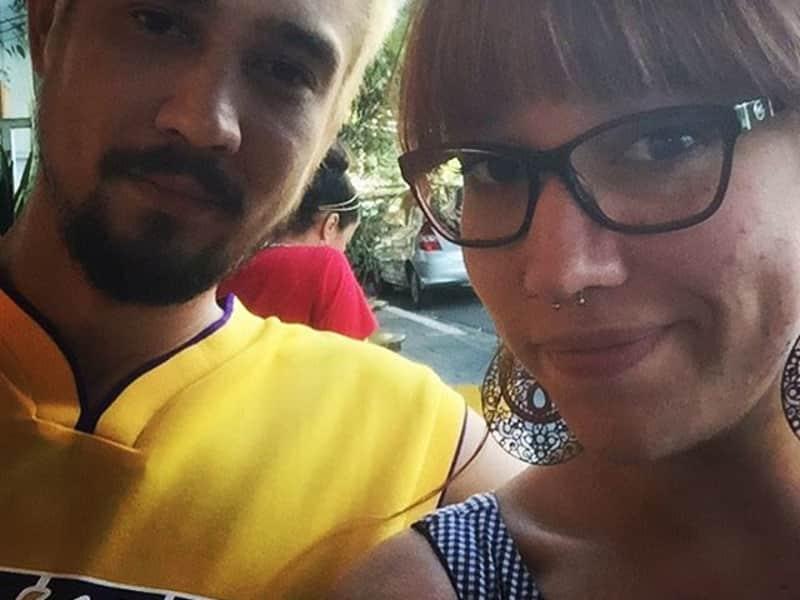 Julie & Caio from São Paulo, Brazil