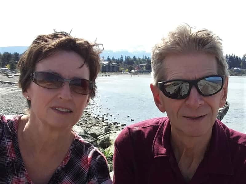 Darrel & Sharon from Brisbane, Queensland, Australia