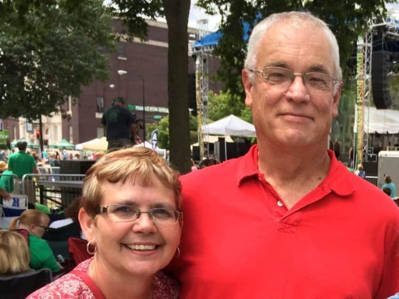 Terri & Blake from Urbandale, Iowa, United States