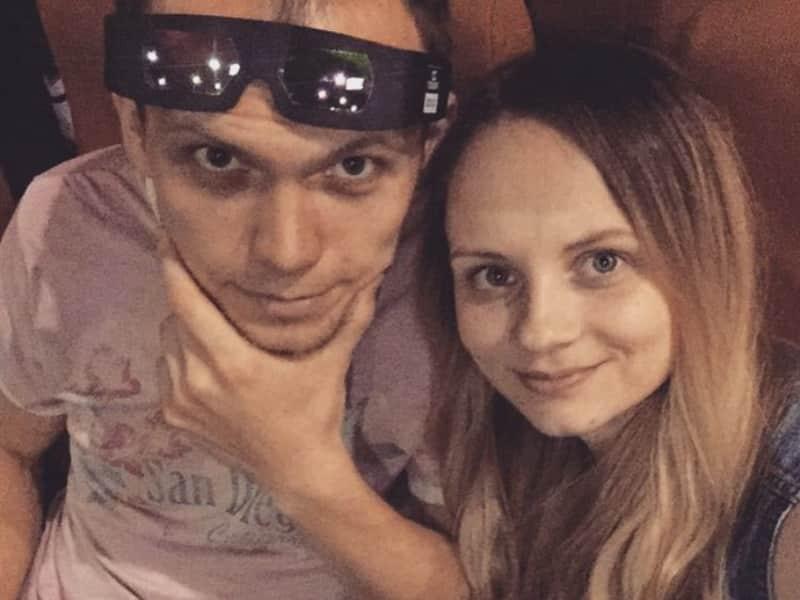 Aleksandr & Yulia from Moscow, Russia