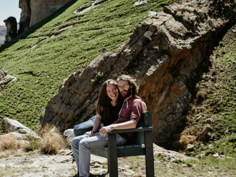 Robert & Suthea from Bloemfontein, South Africa