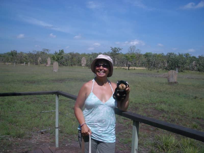 Peggy from Dubai, United Arab Emirates