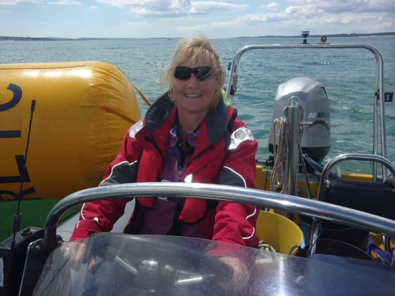 Janet from Cowes, United Kingdom