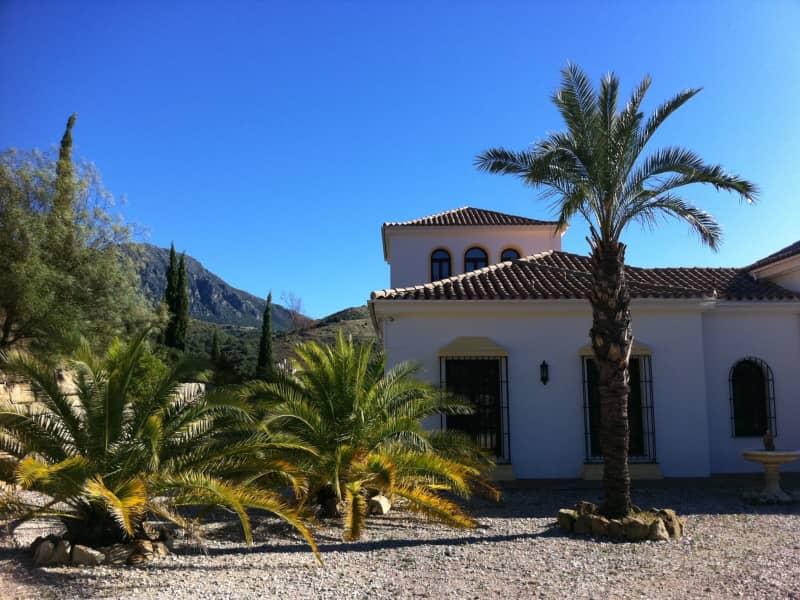 Housesitting assignment in Gaucín, Spain
