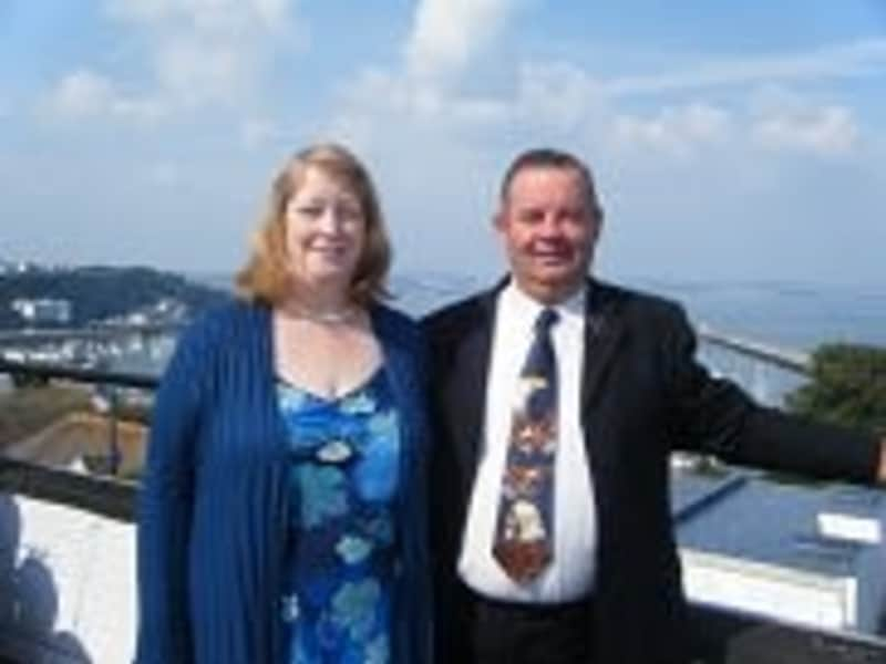 Karen & Nigel from Spennymoor, United Kingdom