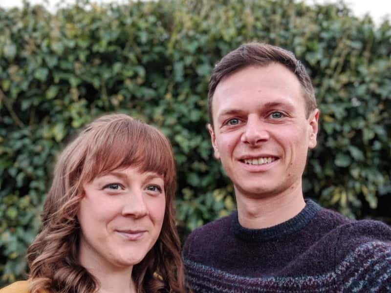 Kirsty & Chris from Telford, United Kingdom