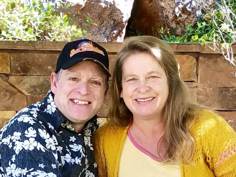 Annette & Steve from Ogden, Utah, United States