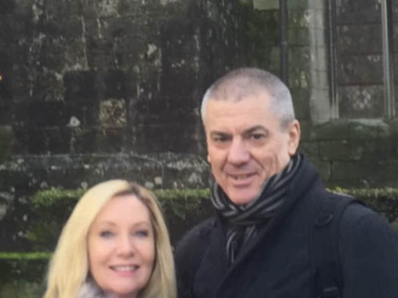 Denis & Annette from Dijon, France