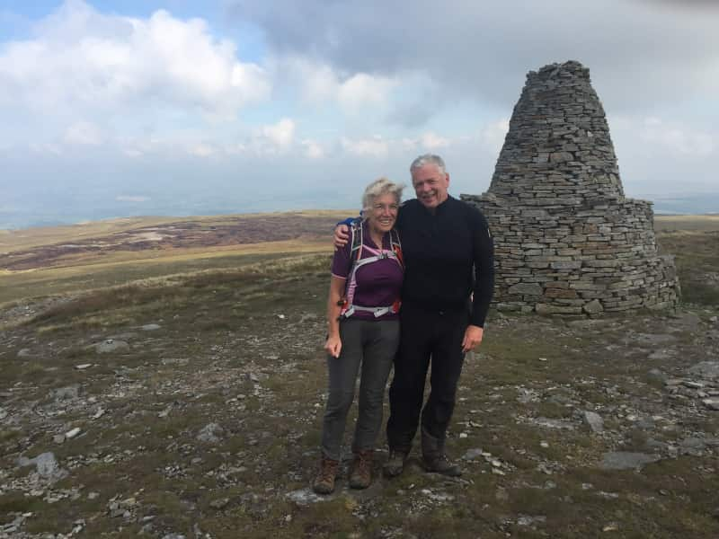 Hazel & Andrew from Middleham, United Kingdom
