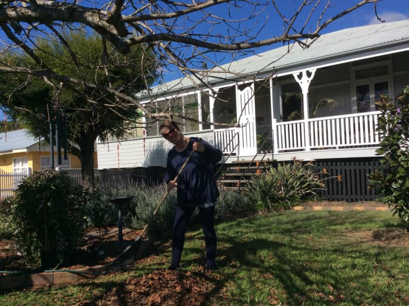 Housesitting assignment in Warwick, Queensland, Australia