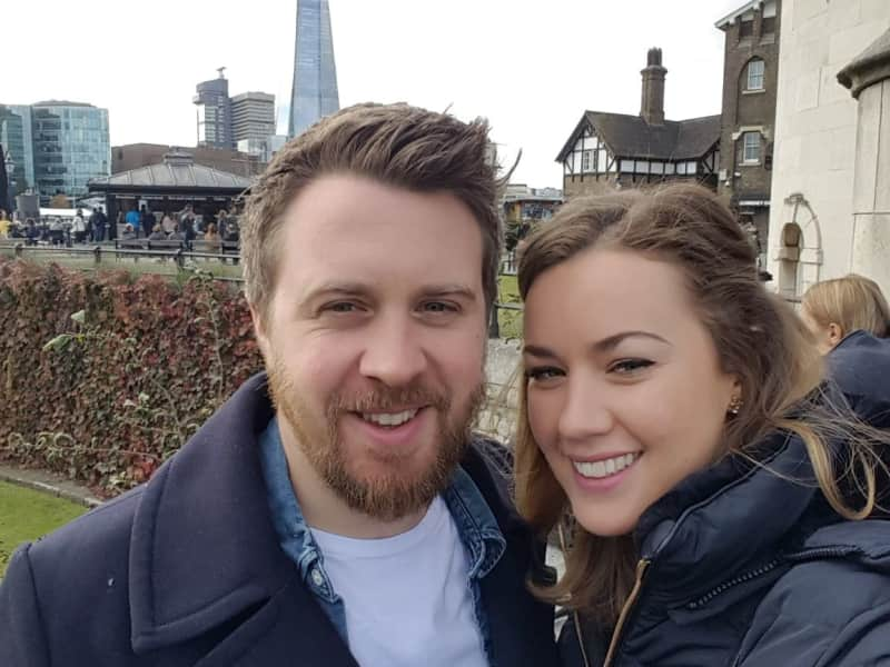 Gabriella & Stephen from Brighton, United Kingdom