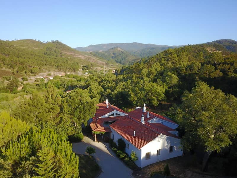 Housesitting assignment in Monchique, Portugal
