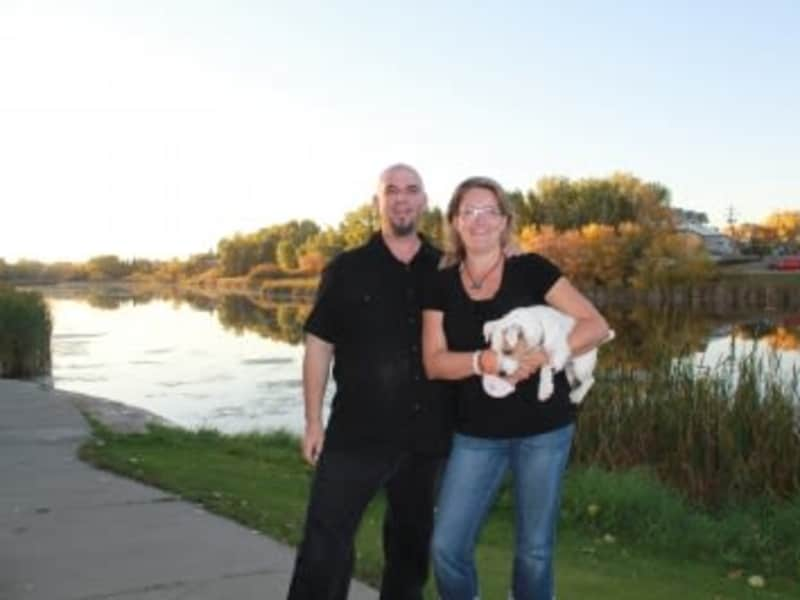 Barbara & Shawn from Calgary, Alberta, Canada