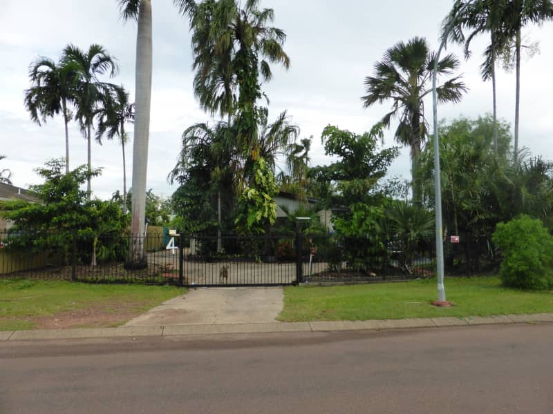 Housesitting assignment in Karama, Northern Territory, Australia