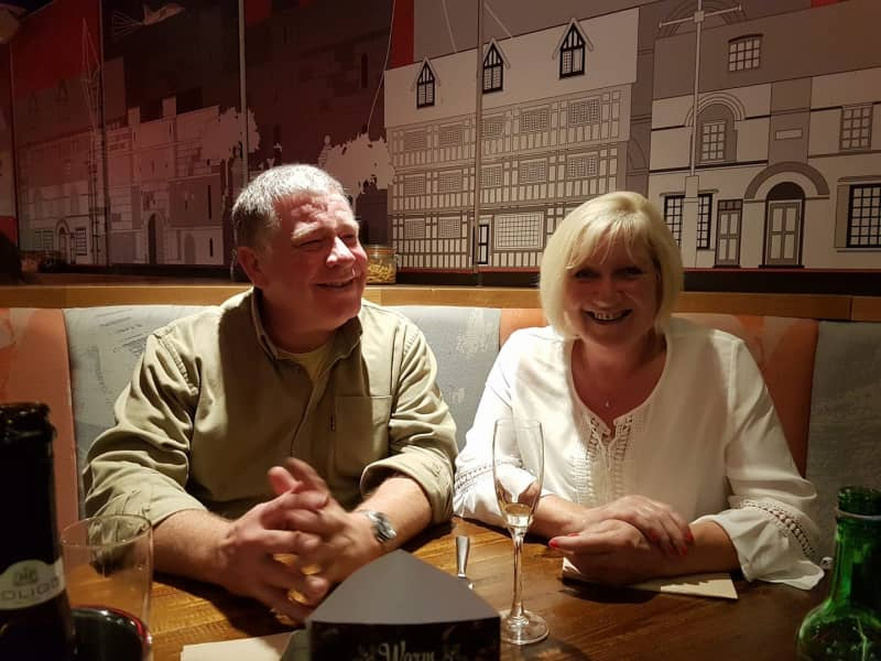 Steve & Karen from Lincoln, United Kingdom