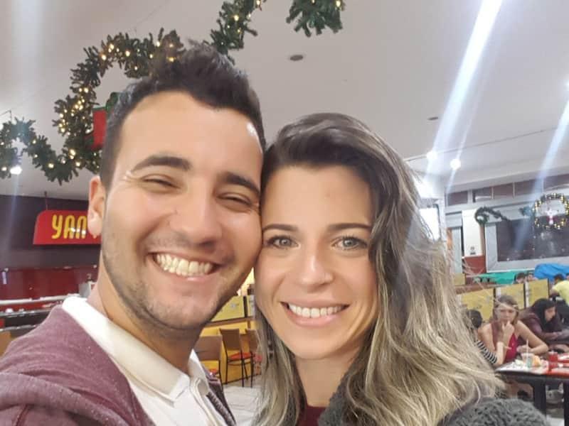 Priscila & Artur altobelli from Brasília, Brazil
