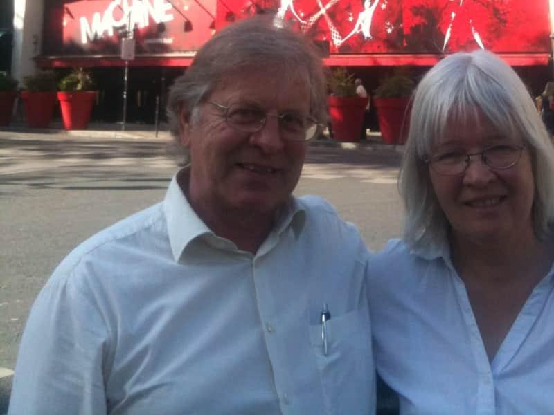 Dietmar & Maria from Konstanz, Germany
