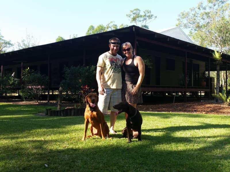 Housesitting assignment in Darwin, Northern Territory, Australia