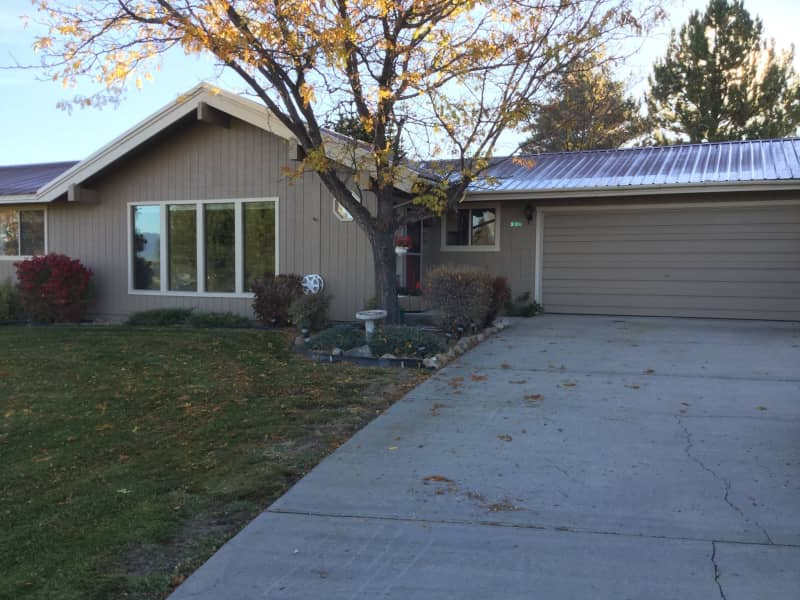 Housesitting assignment in Hamilton, Montana, United States