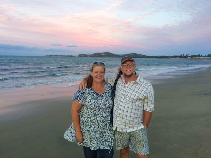 Lindsay & Christine from Gisborne, Victoria, Australia