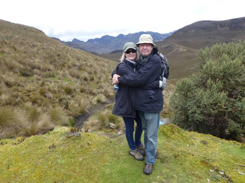 Carole & Ronald from Ajijic, Mexico