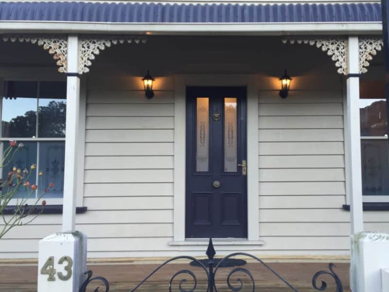 Housesitting assignment in Lyttelton, New Zealand