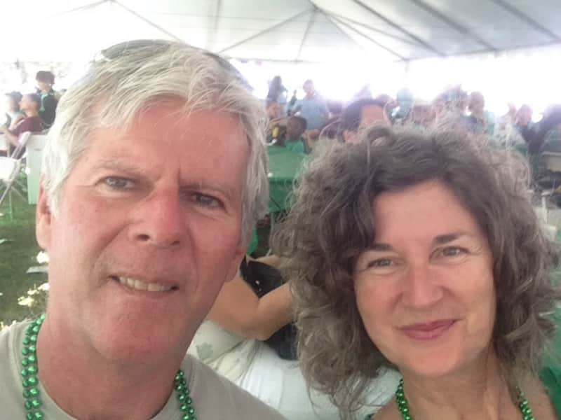 Bob & Sharon from St. Catharines, Ontario, Canada