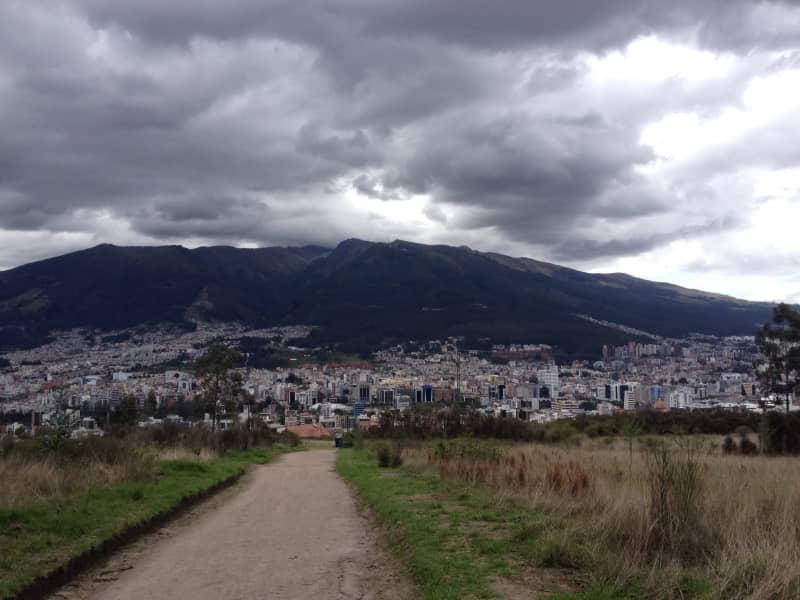 Housesitting assignment in Quito, Ecuador