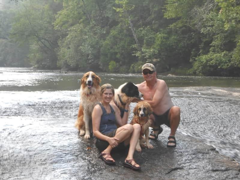 Kim & John from Walhalla, South Carolina, United States